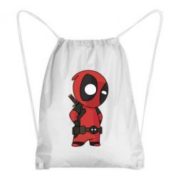 Рюкзак-мешок Little Deadpool - FatLine