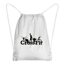 Рюкзак-мешок Logo CrossFit - FatLine