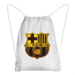 Рюкзак-мешок Логотип Барселоны - FatLine