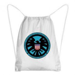 Рюкзак-мешок Логотип Щита - FatLine