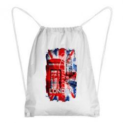 Рюкзак-мешок Лондон