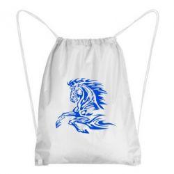 Рюкзак-мешок Лошадь - FatLine