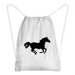 Рюкзак-мешок Лошадка