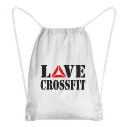 Рюкзак-мешок Love CrossFit - FatLine