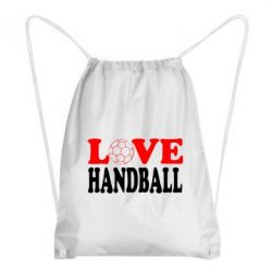 Рюкзак-мешок Love Handball - FatLine