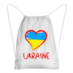 Рюкзак-мешок Love Ukraine - FatLine