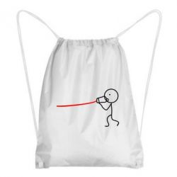 Рюкзак-мешок Любовное послание - FatLine