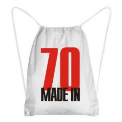 Рюкзак-мешок Made in 70 - FatLine