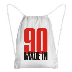 Рюкзак-мешок Made in 90