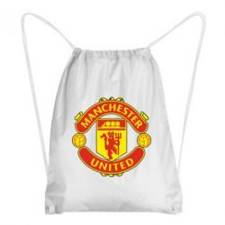 Рюкзак-мешок Манчестер Юнайтед - FatLine