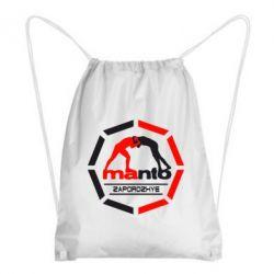 Рюкзак-мешок Manto Zaporozhye - FatLine