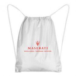 Рюкзак-мешок Maserati - FatLine