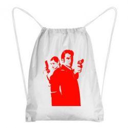 Рюкзак-мешок Max Payne 2 - FatLine