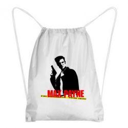Рюкзак-мешок Max Payne - FatLine