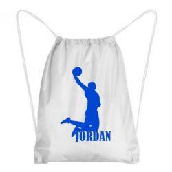 Рюкзак-мешок Майкл Джордан - FatLine