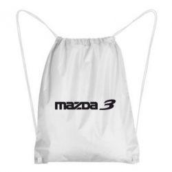 Рюкзак-мешок Mazda 3 - FatLine