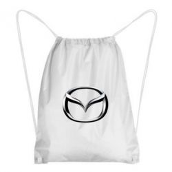 Рюкзак-мешок Mazda 3D Logo - FatLine