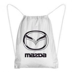 Рюкзак-мешок Mazda Logo - FatLine