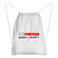 Рюкзак-мешок Mazda Zoom-Zoom - FatLine
