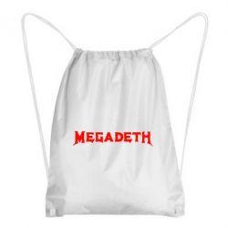 Рюкзак-мешок Megadeth - FatLine