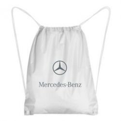Рюкзак-мешок Mercedes Benz logo - FatLine