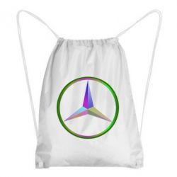 Рюкзак-мешок Mercedes Logo Art - FatLine