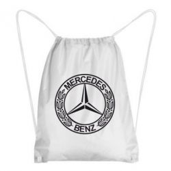 Рюкзак-мешок Mercedes Logo - FatLine