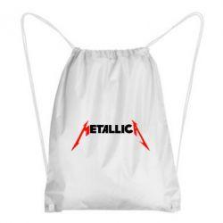 Рюкзак-мешок Металлика - FatLine
