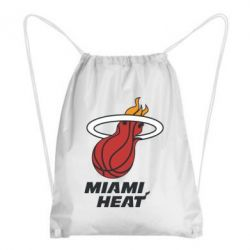 Рюкзак-мешок Miami Heat - FatLine