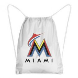Рюкзак-мешок Miami Marlins