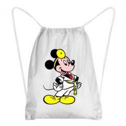 Рюкзак-мешок Микки Доктор - FatLine