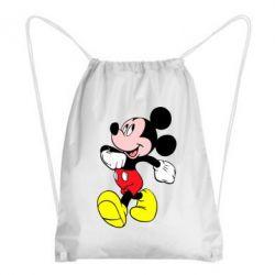 Рюкзак-мешок Микки шагает - FatLine