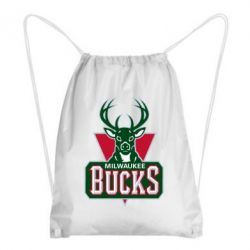 Рюкзак-мешок Milwaukee Bucks - FatLine
