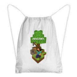 Рюкзак-мішок Minecraft Steve