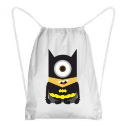 Рюкзак-мешок Minion Batman - FatLine