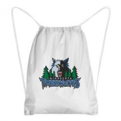 Рюкзак-мешок Minnesota Timberwolves - FatLine