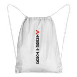 Рюкзак-мешок Mitsubishi vert - FatLine