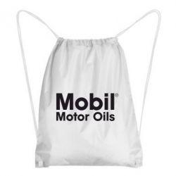 Рюкзак-мешок Mobil Motor Oils - FatLine