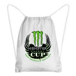 Рюкзак-мешок Monster Energy Cup - FatLine