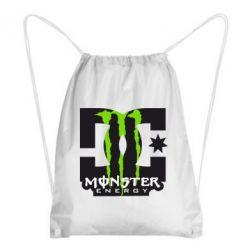 Рюкзак-мішок Monster Energy DC
