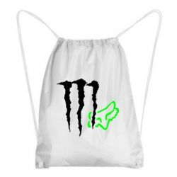 Рюкзак-мешок Monster Energy FoX - FatLine