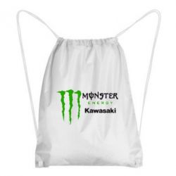 Рюкзак-мешок Monster Energy Kawasaki