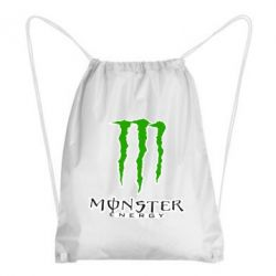 Рюкзак-мешок Monster Energy Logo - FatLine