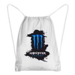 Рюкзак-мешок Monster Energy Paint - FatLine