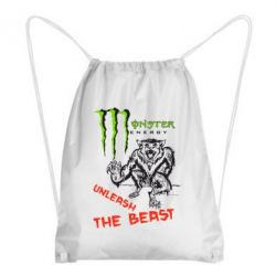 Рюкзак-мешок Monster Inleash The Best - FatLine
