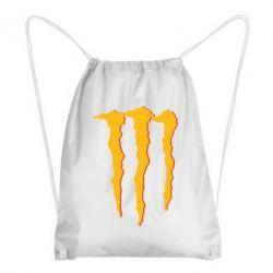 Рюкзак-мішок Monster Lines