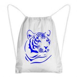 Рюкзак-мешок Морда тигра - FatLine