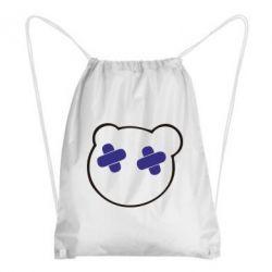 Рюкзак-мешок мордочка - FatLine