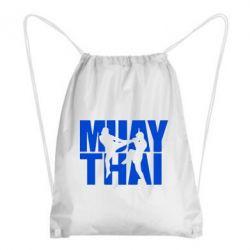 Рюкзак-мішок Муай Тай