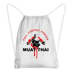 Рюкзак-мешок Muay Thai Full Contact - FatLine